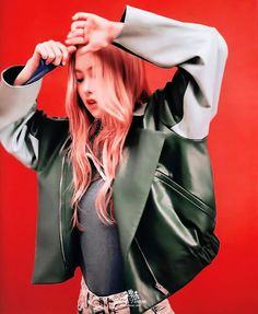 These days roses are beautiful because ROSE is beautiful Yg Entertainment, South Korean Girls, Korean Girl Groups, K Pop, Ulzzang, Mundo Musical, Hip Hop, Rose Park, Jennie Lisa