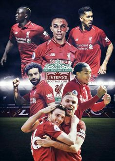Liverpool Players, Liverpool Fans, Liverpool Football Club, Psg, Liverpool You'll Never Walk Alone, All Star, Liverpool Fc Wallpaper, Liverpool History, Le Club