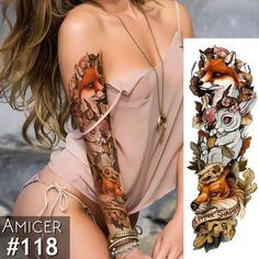 sexy romantic dark rose flowers flash fenna tattoos fake Waterproof temporary tattoos stickers body art Tattoo sleeve » Pro Winter Scarf | Shop professional sell winter scarf at good prices, high quality, lots of beautiful samples for people around the world Pro Winter Scarf | Shop professional sell winter scarf at good prices, high quality, lots of beautiful samples for people around the world