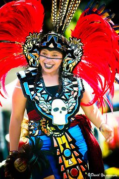 San Francisco Cinco De Mayo Festival by davidyuweb, via Flickr