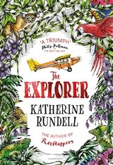 The Explorer / Katherine Rundell. As the plane crashes into the canopy of the Amazon Rainforest, Fred is suddenly left without a choice. He and the three other children may be alive, but the jungle is a vast, untamed place. With no hope of rescue, the chance of getting home feels impossibly small.    Except, it seems, someone has been there before them …