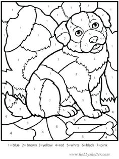 color by numbers for adults coloring sheets coloring pages printable and coloring book to print for free. Find more coloring pages online for kids and adults of color by numbers for adults coloring sheets coloring pages to print. Hello Kitty Colouring Pages, Dog Coloring Page, Animal Coloring Pages, Coloring Pages For Kids, Coloring Books, Kids Colouring, Fairy Coloring, Alphabet Coloring, Kindergarten Coloring Pages