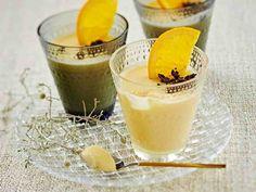 Appelsiiniposset - Reseptit Something Sweet, Panna Cotta, Food And Drink, Ethnic Recipes, Desserts, Tailgate Desserts, Deserts, Dessert, Food Deserts