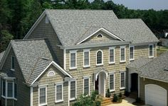 Certainteed Independence Shingle Shown In Georgetown Gray