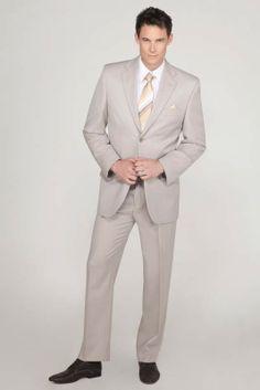 Favourite Beach Wedding Suit. Lightweight Wool Fabric.