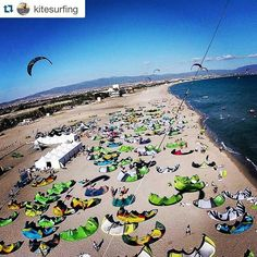Now where did I leave my kite? #kitesurfing #kiteboarding #travel - actiontripguru.com