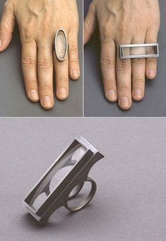 amazing The Carrotbox modern jewellery blog and shop — obsessed with rings