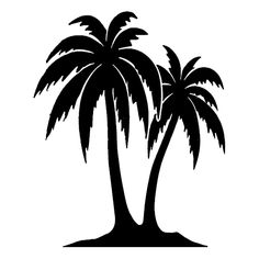 Palm Trees Laptop Car Truck Vinyl Decal Window Sticker PV838
