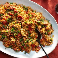 Slow-Cooker Paella.
