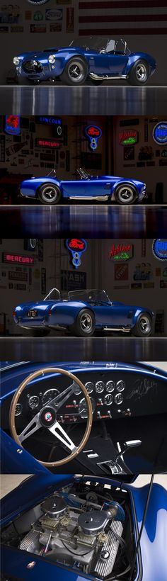 1966 Shelby Cobra 427 S/C Super Snake