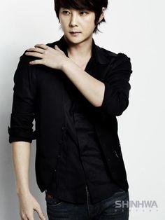 Shin Hyesung of Shinhwa