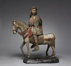 Saint Martin of Tours, c. 1480-1500                                                Northeast France or Flanders, 15th century