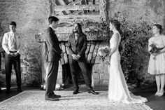 Julian & Traci, Miners Foundry wedding, photos by Myrtle & Marjoarm