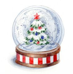 Diy Xmas, Diy Christmas Cards, Christmas Mood, Noel Christmas, Christmas Printables, Xmas Cards, Vintage Christmas, Christmas Crafts, Illustration Noel