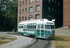 The northwest corner of 11th and Monroe Streets was turnaround for the streetcars coming from 11th Street. Washington, D.C. did away with streetcars and made turnaround into a city park. Bill Robins would remember the seeing streetcars in service.