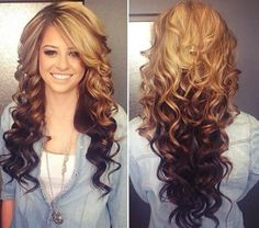 ombre hair color | ... Sizzling Ombre Hair Color Solutions For Blond, Brown, Red & Black Hair