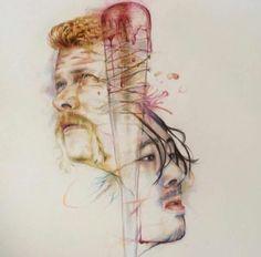 Gleen and Abraham