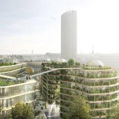 Nature à Paris : 4 projets fous