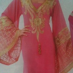 Dubai Abaya /long evening dress