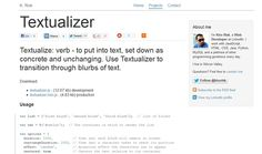 Set of jQuery Plugins to Enhance Web Typography