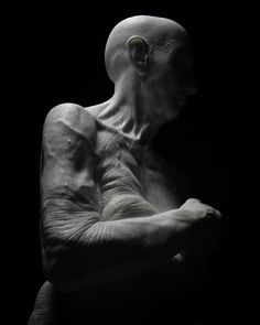 Self-Taught Sculptor Creates Incredible Realistic Sculptures And Dreams Of Becoming The Modern Michelangelo