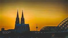 Cologne II by Frank Markus Fürst
