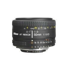 Rear Lens Cap (slip-on). Nikon Lenses, Nikon 50mm, High Aperture, Camera Deals, Nikon Digital Camera, Prime Lens, Types Of Cameras, Focal Length