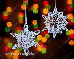 manualidades de navidad paso a paso | Manualidades navideñas en filigrana ~ lodijoella