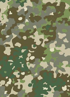 Multitarn Bundeswehr neu #Camo # Camouflage #Tarnung