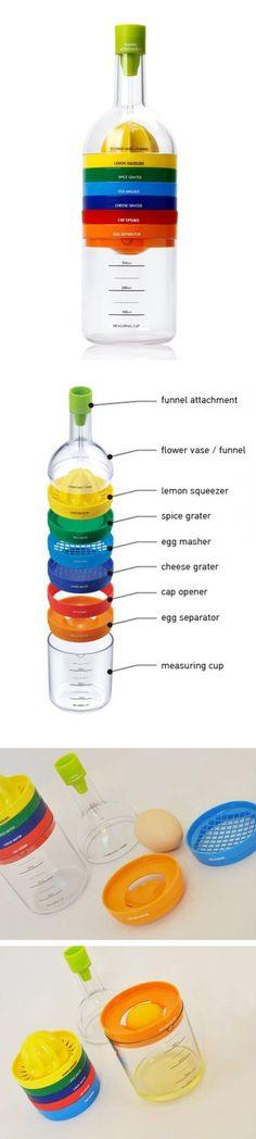 8-in-1 Kitchen Gadgets Kit