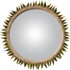 line vautrine / miroir talosel chardon