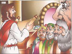 Ministério Infanto-Juvenil da 1ª I.E.Q de Santa Maria/RS: Aula 26 – Jesus cura homem da mão aleijada (ressequida/mirrada)
