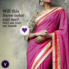 IIFA Collection by Vikram Phadnis : Pink Embellished Saree! http://bit.ly/14xD5mq Only buy what suits your body shape, skin tone and lifestyle.