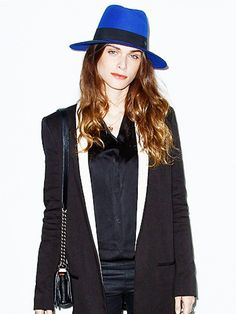The Ultimate Roundup Of Our Favorite French Style Icons -- Elisa Sednaoui