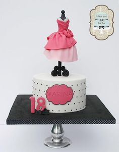 Fashion - Cake by miraquetarta