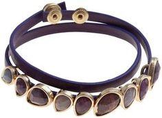 John Lewis Teardrop Stone Wrap Bracelet on shopstyle.co.uk