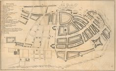Vintage 1695, Map of NYC, www.RevWill.com