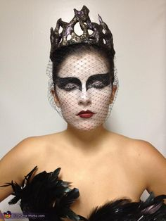 Black Swan - Halloween Costume Idea