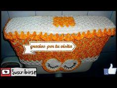HACER HERMOSOS JUEGOS DE BAÑO TEJIDOS :es por eso que te invitamos a que me envíes ideas como la página de tela. Sigue leyendo y bajando. Bathroom Sets, Free Pattern, Projects To Try, Videos, Farmhouse Rugs, Crochet Stitches, Craft, Tela, Crochet Kitchen