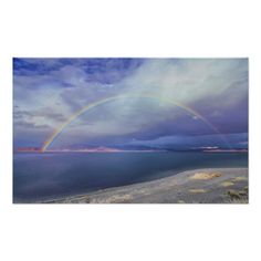 Rainbow After the Storm Photographic Print