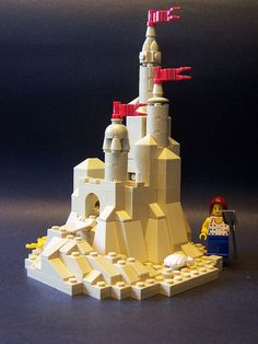 Ambassador build by monsterbrick, via Flickr