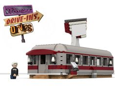 LEGO Ideas - Diners, Drive-Ins and Dives