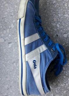 Kaufe meinen Artikel bei #Kleiderkreisel http://www.kleiderkreisel.de/damenschuhe/turnschuhe/142308752-gola-sneaker-vintage-stil