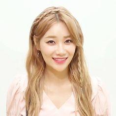 우리 유나 진짜 너무 예쁘다 ❤ _newsAde #AOA #interview #beautiful #pretty #sexy #cute #유나 #yuna with #sweet #smile #getwellsoon .