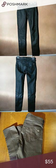 c2c7dcda597 Rag  amp  Bone Leggings Rag  amp  Bone Leggings Size 24 Inseam 30 Condition  good