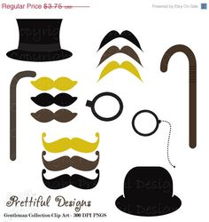 I have used these for so many things--including giving everyone in the family a mustache on our Christmas Card. :)