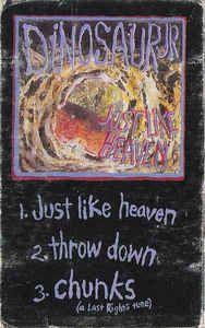 Dinosaur Jr. - Just Like Heaven: buy Cass, Single at Discogs