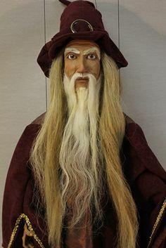 Wizard marionette