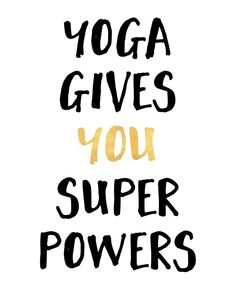Yoga is the practice of hero's, and if you practice long enough you will get superpowers. Yes, yoga will give you superpowers. If you haven't ever practice it, you would never know. Yoga Vinyasa, Bikram Yoga, Kundalini Yoga, Meditation Quotes, Yoga Meditation, Meditation Buddhism, Zen Yoga, Namaste Yoga, Yoga Style