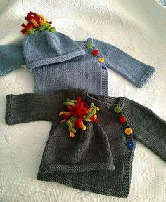 Baby Knitting Patterns Jumper Ravelry: Project Gallery for Puerperium Cardigan pattern by Kelly Brooker Baby Sweater Patterns, Knit Baby Sweaters, Cardigan Pattern, Baby Patterns, Knit Patterns, Knitted Baby, Baby Knits, Baby Cardigan Knitting Pattern Free, Sewing Patterns